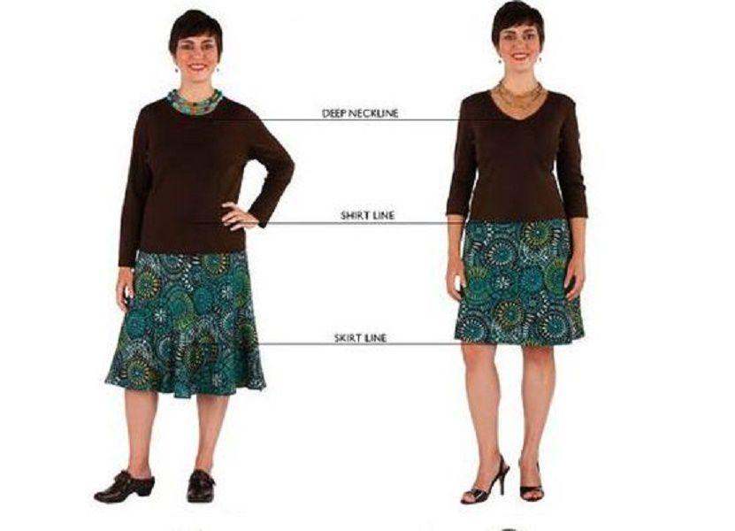 гардероб, одежда для женщин
