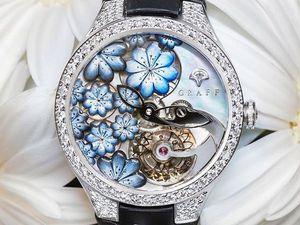 Невероятные часы бренда Graff Diamonds: и пусть время служит вам на пользу. Ярмарка Мастеров - ручная работа, handmade.