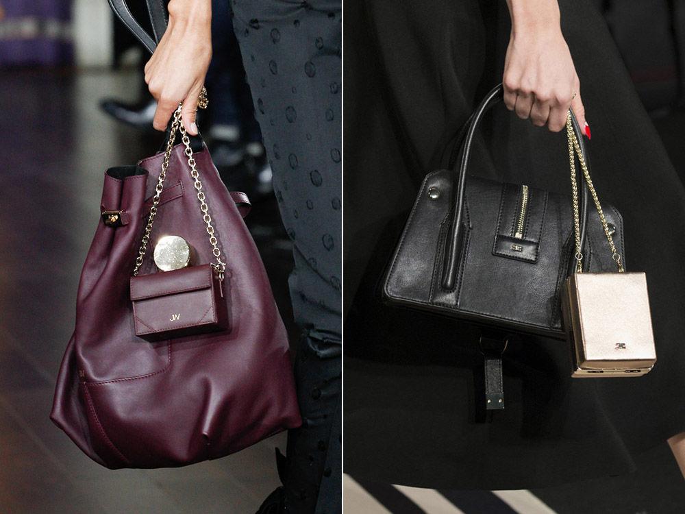 Самые популярные сумки 2018 года