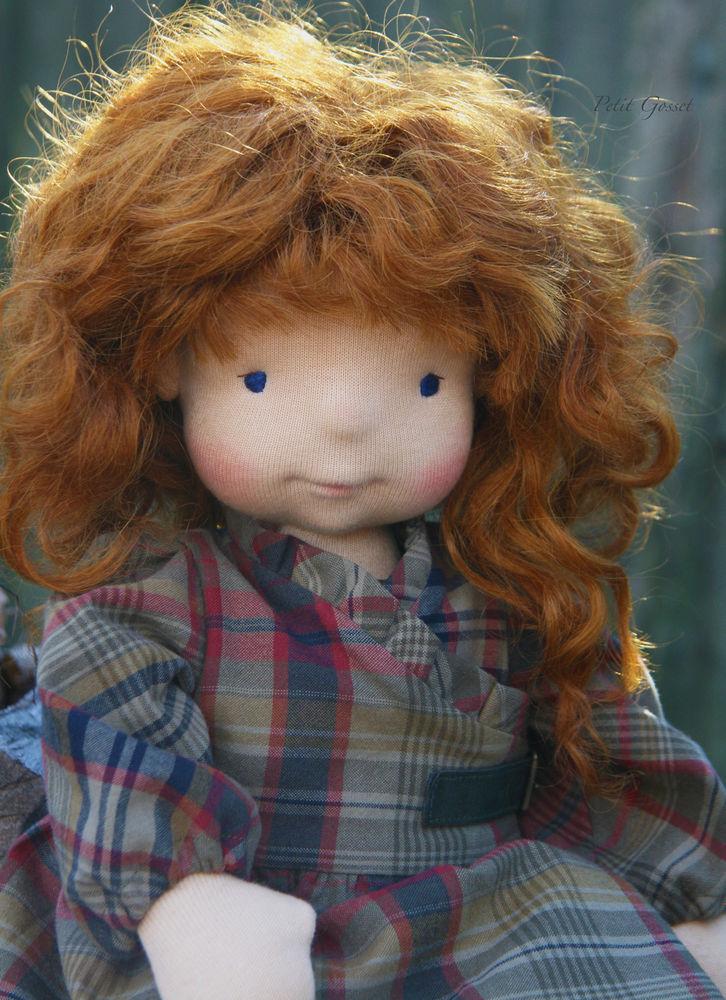 кукла для игры