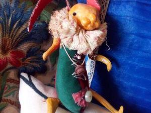 Ловцы сигналов или неожиданный подарок | Ярмарка Мастеров - ручная работа, handmade