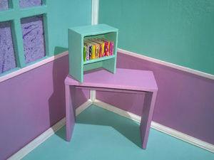 Видео мастер-клас: делаем стол в медицинский кабинет Барби. Ярмарка Мастеров - ручная работа, handmade.