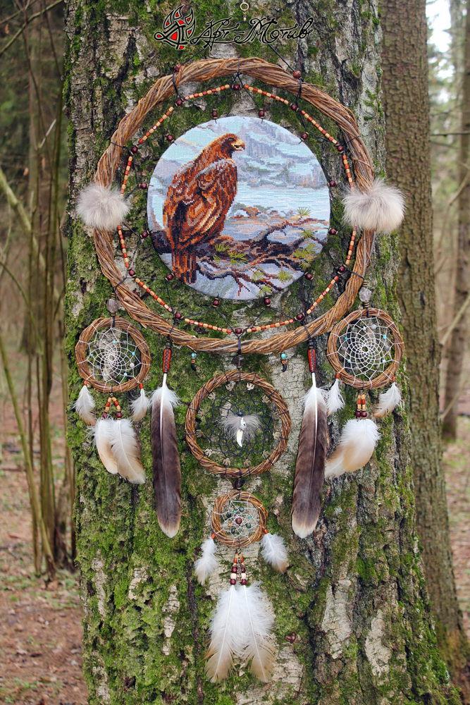 ловец снов, приманка для сновидений, шаманизм, талисман