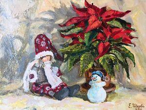 Рождественская звезда. Ярмарка Мастеров - ручная работа, handmade.