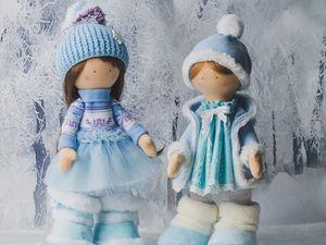 Новые куколки магазине!. Ярмарка Мастеров - ручная работа, handmade.