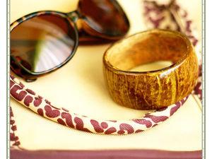 Браслет из кокоса своими руками. Ярмарка Мастеров - ручная работа, handmade.
