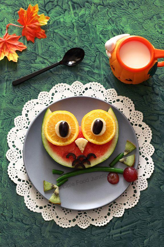Fruity Halloween