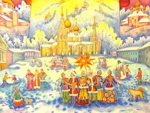 Акция магазина - Святочные подарки или Батик по вашей цене!. Ярмарка Мастеров - ручная работа, handmade.