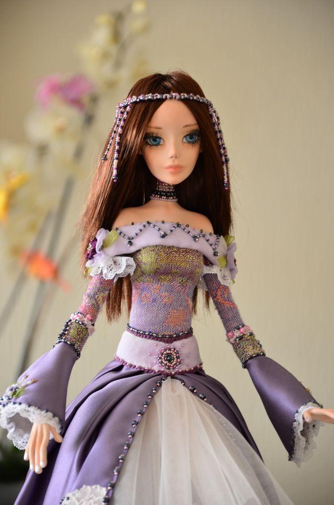 дизайн куклы