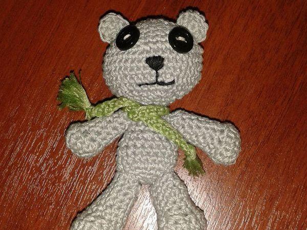 Моя первая игрушка   Ярмарка Мастеров - ручная работа, handmade