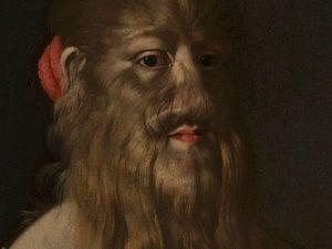 Портрет Барбары ван Бек. Ярмарка Мастеров - ручная работа, handmade.