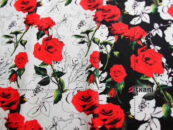 Доступная роскошь. Станьте неотразимой в платье из НОВОЙ ткани от Яi-tkani | Ярмарка Мастеров - ручная работа, handmade