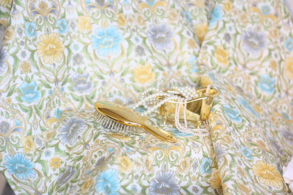 золото, новая ткань, новая коллекция, златовласка, желтый, голубой, хлопок, натуральная ткань, новинки