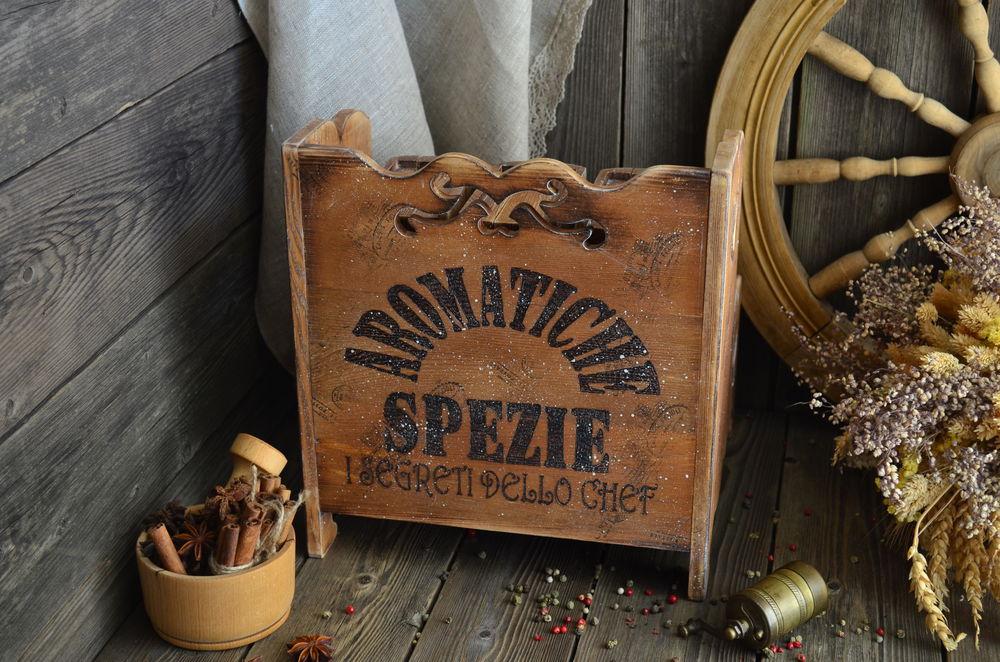 Итальянские специи —  Традиционные пряности, фото № 15