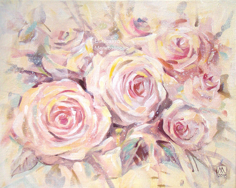 винтажная роза винтаж, детская комната, бледно-розовый молочный
