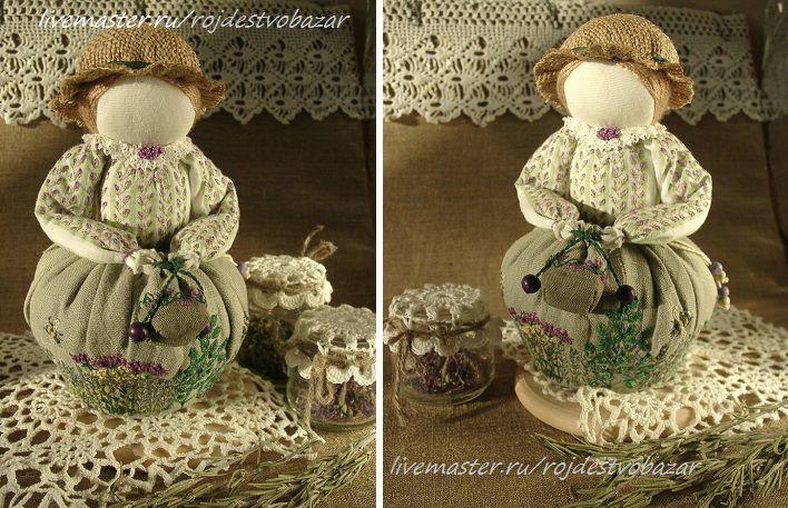 Арома-куколки - отличный подарок ручной работы, фото № 1