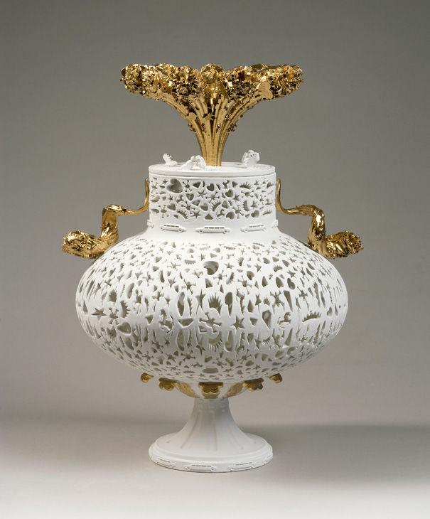 До чего дошел прогресс, или Необычная керамика в работах современных авторов, фото № 27