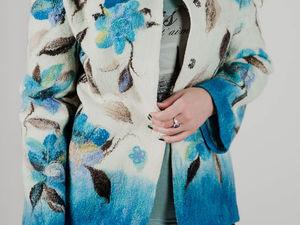 Применение швейных технологий в валянии. Ярмарка Мастеров - ручная работа, handmade.