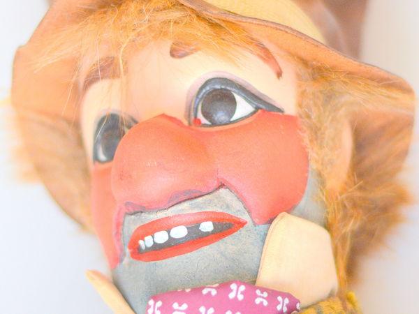 Перчаточные куклы. | Ярмарка Мастеров - ручная работа, handmade
