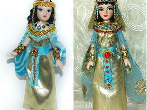 Мои египтянки, особенности женского костюма Древнего Египта. Ярмарка Мастеров - ручная работа, handmade.