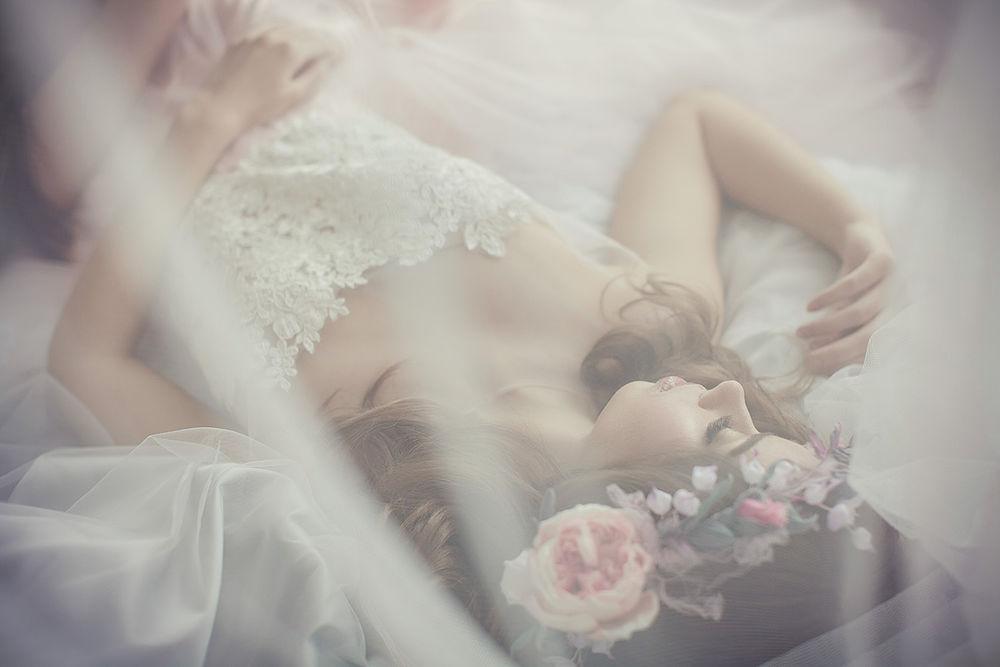цветочные украшения, в прическу невесты
