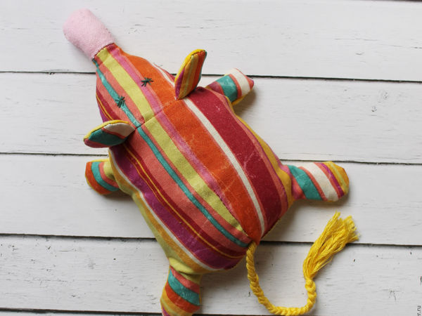 Чудо мышь | Ярмарка Мастеров - ручная работа, handmade
