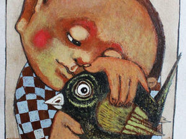 Художнику Гору срочно нужна операция глаз ! | Ярмарка Мастеров - ручная работа, handmade