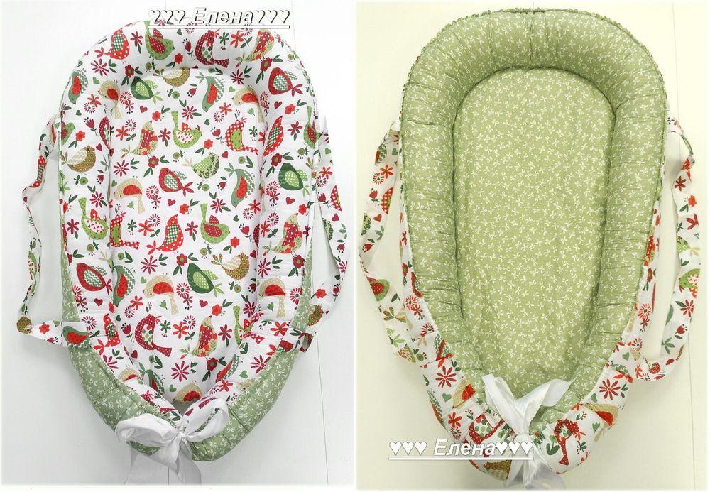 для новорожденных, подушечка
