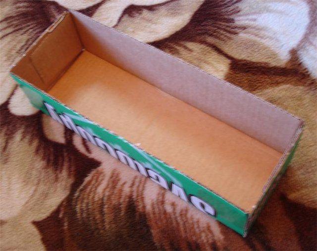 малая коробка