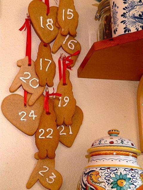 ожидание рождества, адвент календрь
