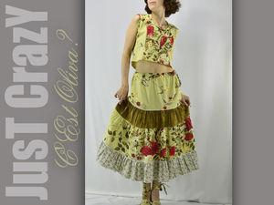 Большая распродажа летних юбок!. Ярмарка Мастеров - ручная работа, handmade.