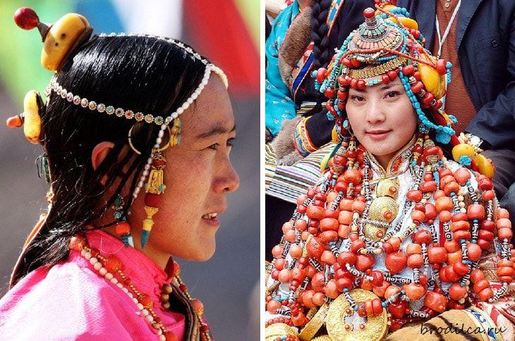 бижутерия на тибете