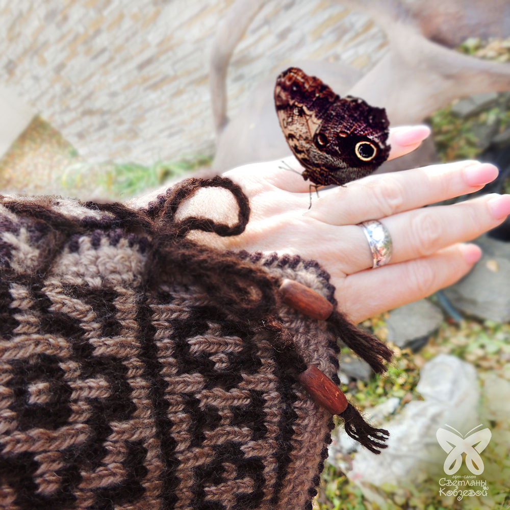 пальто вязаное, пальто женское, пальто на заказ, вязаная одежда, вязание спицами, вязаные вещи, вязание на заказ, приметы, бабочка, бабочки, теплые вещи, теплая одежда, тёплое пальто