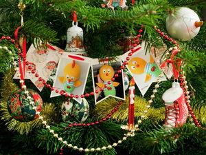 Новогодняя скидка на МК Петушка!!!!! | Ярмарка Мастеров - ручная работа, handmade