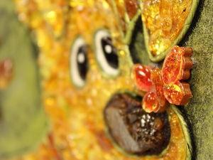 Картины из натурального балтийского янтаря (2 часть). Ярмарка Мастеров - ручная работа, handmade.