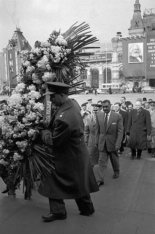 Lessing37 Москва 1958 года в фотографиях Эриха Лессинга