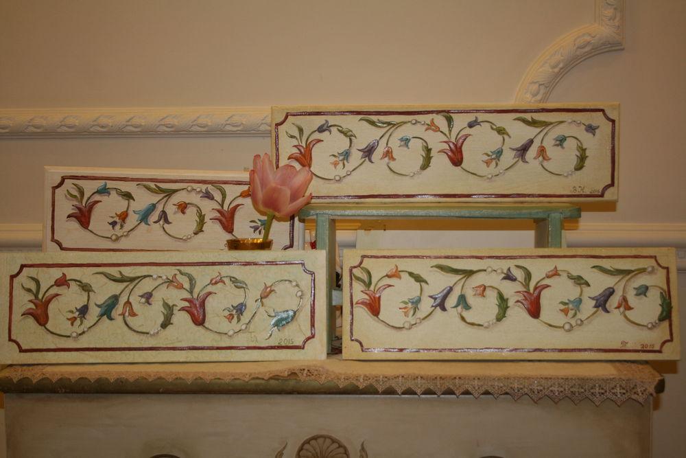 итальянский стиль, обновление мебели, орнамент