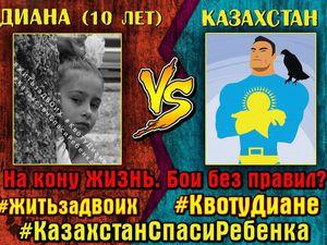 Петиция Минздраву Казахстана во спасение Дианы Долгаевой   Ярмарка Мастеров - ручная работа, handmade