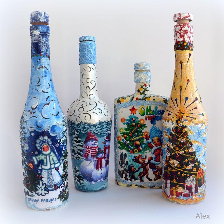 бутылки, советский союз