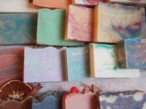 Распродажа натурального мыла! ВСЁ по 150. Ярмарка Мастеров - ручная работа, handmade.