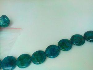 Распродажа Хризаколла камни. Ярмарка Мастеров - ручная работа, handmade.