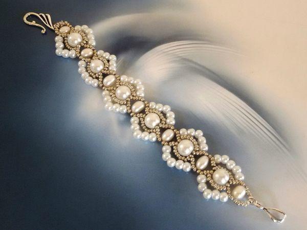 Недельная распродажа браслетов!! | Ярмарка Мастеров - ручная работа, handmade