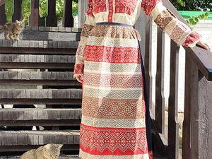 История моды или что носили русские женщины до 20 века часть 1. Ярмарка Мастеров - ручная работа, handmade.