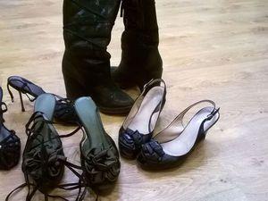 Отдам даром обувь. Москва, Химки. Самовывоз | Ярмарка Мастеров - ручная работа, handmade