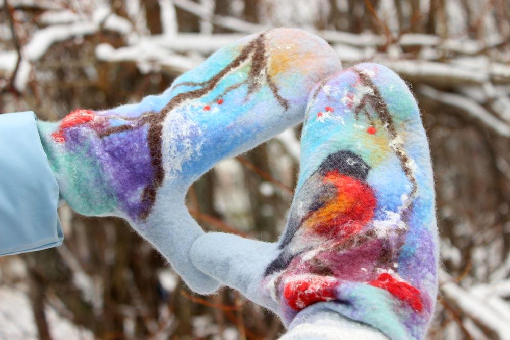 мк по валянию, варежки снегири, мк спб, мк в шкатулке, мастер класс по валянию, мк по живописи шерстью, рисунок шерстью, мастер класс валяние, варежки войлочные, обучение валянию
