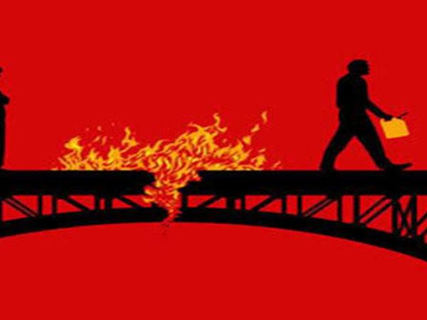 Как Понять, Что Пришло Время Сжигать Все Мосты | Ярмарка Мастеров - ручная работа, handmade