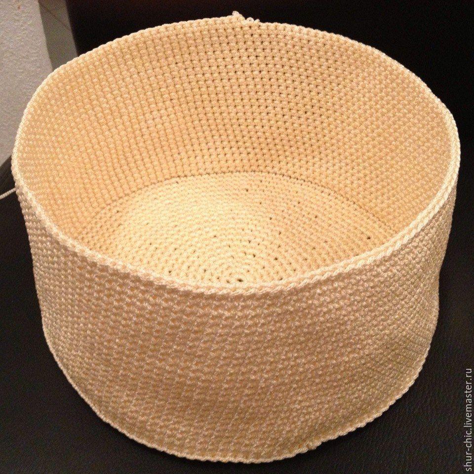 для начинающих, мастер класс, вязание крючком, декорирование, декорирование handmade