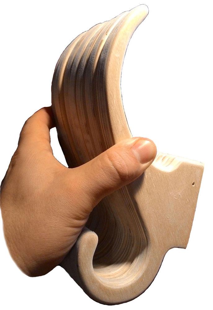 Изготавливаем деревянную вешалку своими руками, фото № 8