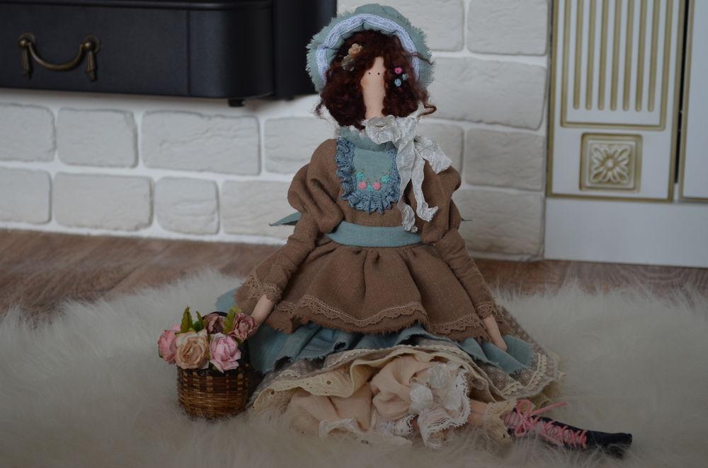 франция, кукла в подарок, кукла ручной работы, винтаж