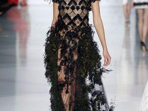 Ralph & Russo: шикарная коллекция Haute Couture весна-лето 2017. Ярмарка Мастеров - ручная работа, handmade.